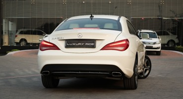 Used Mercedes CLA