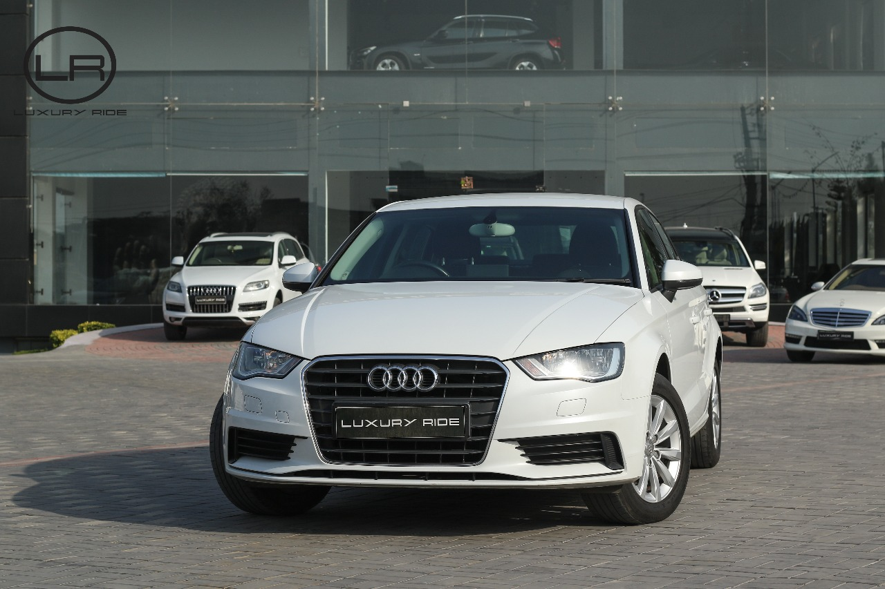 Pre-owned Used Audi A3 35 Tdi Attraction - Luxury Car