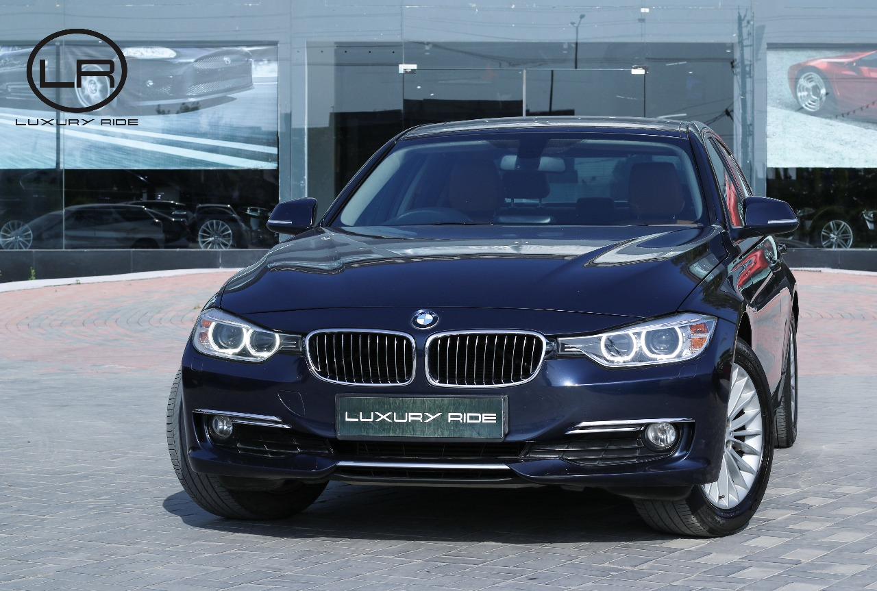Pre Owned Used Bmw 320d Luxury Line Car Luxury Ride