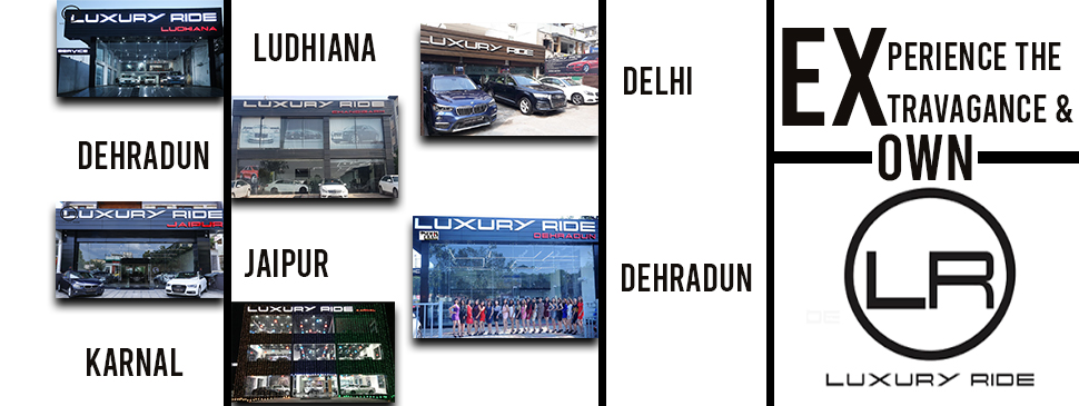 Luxury car dealers in India